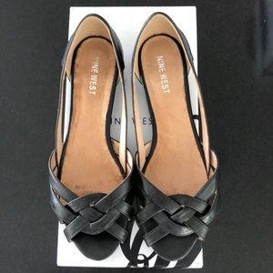 Shoes - Nine West Sandals Black - Size 7 1/2